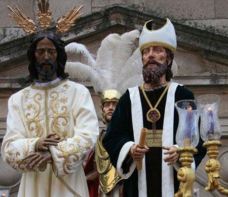 Los Hermanos nos invitan al Triduo en Honor a Nuestro Señor Jesús Redentor