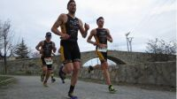 Triatlón Salamanca, Tubular Bikes y Galapagar, mejores escuadras en Ávila