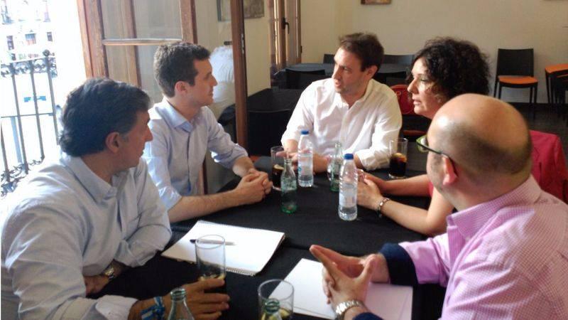 UPYD se postula como única alternativa capaz de llegar a un consenso para facilitar un Gobierno en España