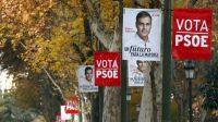 El PSOE denuncia la sustracción de pancartas electorales
