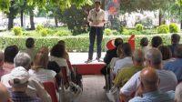 El PSOE es el único que ha demostrado ser honesto con las pensiones