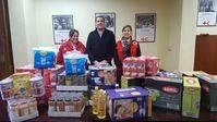 Concierto Navidad en Crespos y entrega alimentos Cruz Roja de Ávila