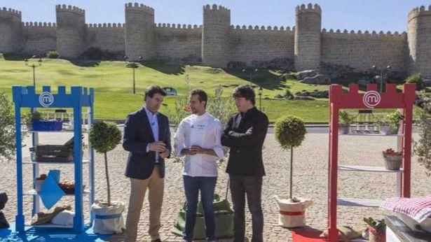 'MasterChef Junior', desde Ávila en su ultimo programa
