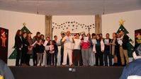 Los Hermanos de PRONISA felicitan las fiestas con su IV Festival de Navidad