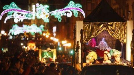 Horarios y Recorridos: Cabalgata de Reyes en Ávila 2017