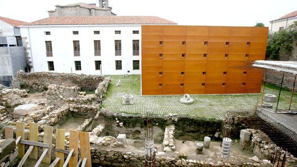 La subsede del Museo del Prado en Ávila será más amplio de lo previsto