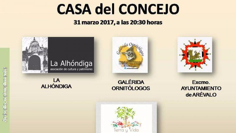 """II Jornada de naturaleza y medioambiente, Arévalo naturalmente: """"TIERRA Y VIDA""""."""