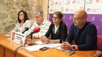 El PSOE rechaza la Ronda Vieja como ubicación de un aparcamiento subterráneo