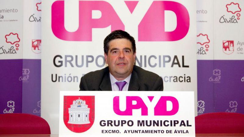 UPYD Ávila realiza un conjunto de propuestas a la elaboración de la nueva R.P.T. municipal