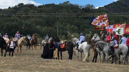El presidente de la Diputación de Ávila reivindica los toros de Guisando