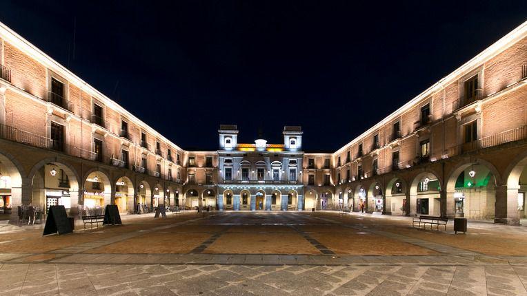 Podemos ciudad de Ávila pide al Ayuntamiento la puesta en marcha de una comisión monográfica sobre el estado de la concesión del alumbrado público