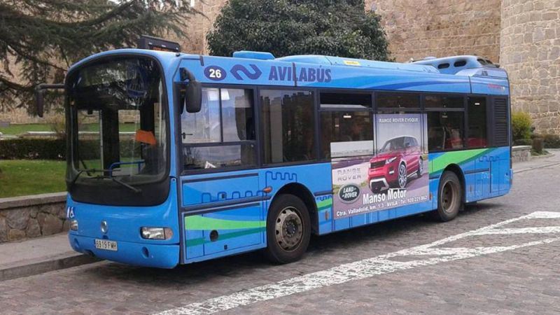 Izquierda Unida Ávila pide cambios en las nuevas rutas de los autobuses urbanos