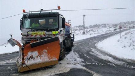 La Diputación de Ávila activa el dispositivo de viabilidad invernal ante la previsión de nevadas