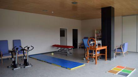 Pronisa pone en marcha una sala multisensorial en Las Navas