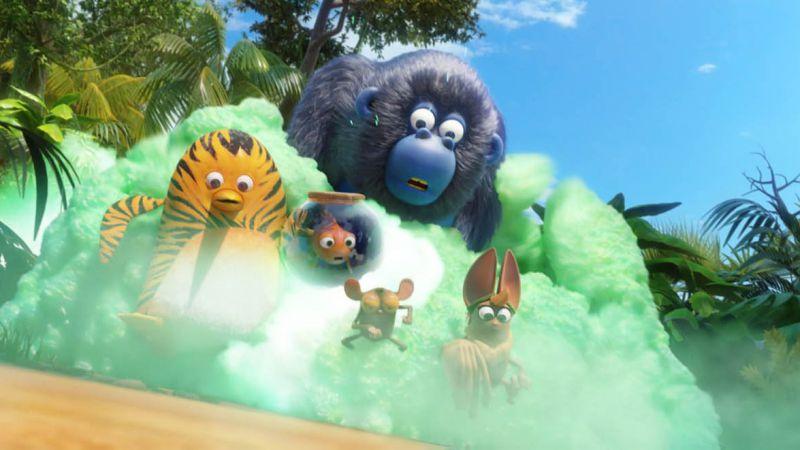 The jungle bunch (La panda de la selva)