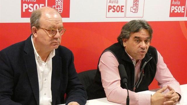 PSOE reclama compensaciones para la provincia de Ávila en sus iniciativas parlamentarias contra los peajes