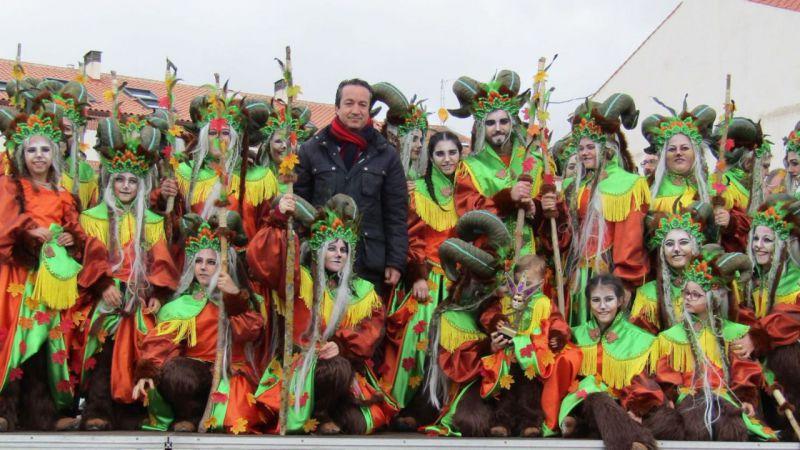 Arévalo celebra con éxito su carnaval