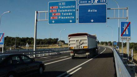 """Izquierda Unida Ávila reconoce que la extensión del peaje hasta el horizonte del 2029 """"sería demoledor para esta ciudad"""""""