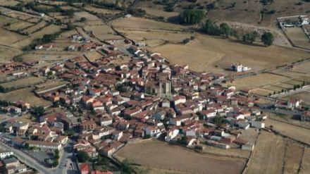 Una octogenaria sufre intoxicación por monóxido de carbono en Muñana (Ávila)
