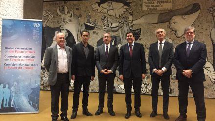El modelo del Diálogo Social de Castilla y León valorado como ejemplo de concertación social y económica por la Organización Internacional del Trabajo en Europa