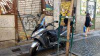 Nuevas ubicaciones de aparcamiento para motocicletas
