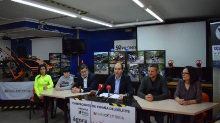 Pronisa participará en el Campeonato de España de Joëlette