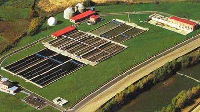 La EDAR de Onzonilla sanea ya los vertidos industriales y urbanos