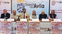 El VI Día del Valle Amblés se celebrará en Tornadizos para 'unir a una treintena de pueblos' de la provincia de Ávila