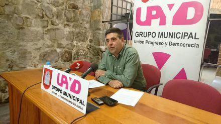 UPYD Ávila propone revisar las bases de las Ayudas al Fomento del Empleo Estable