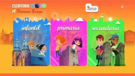 El Año Europeo del Patrimonio Cultural centra las actividades del escritorio de verano en el Portal de Educación