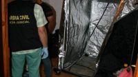 Detenidos por presuntos delitos de abuso sexual y tráfico de drogas con menores