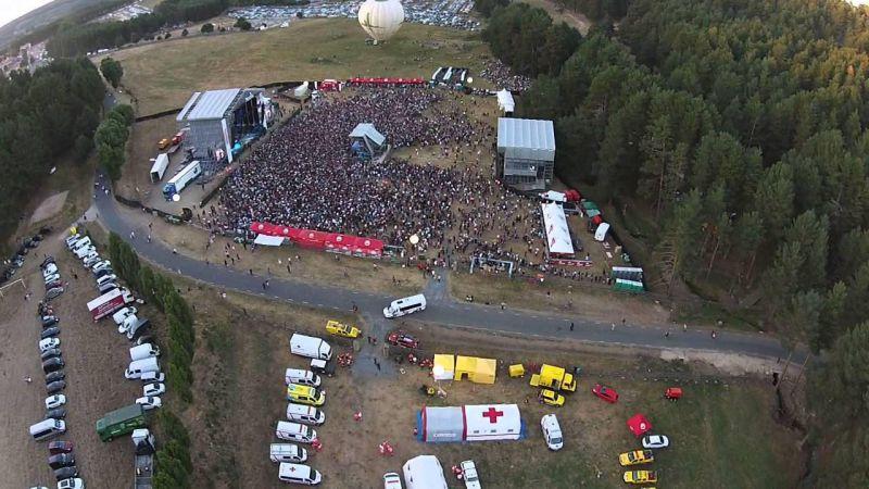 Ciudadanos solicita en las Cortes conocer los gastos e ingresos derivados del festival Músicos en la Naturaleza