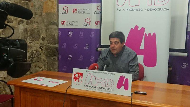 APYD Ávila lamenta el abandono del Reto tecnológico 2017 por parte del Partido Popular