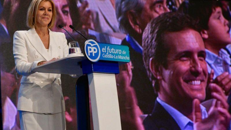 Cospedal García, soberbia y ambición