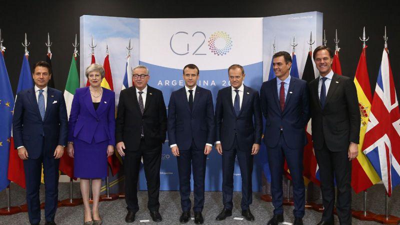 G20, ¡más rating que ShowMatch!