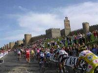 La Vuelta llega a Ávila