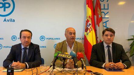 García Nieto: 'exigimos que el Gobierno pague a Castilla y León los 440 millones de euros que nos debe'