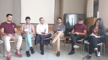 Alberto Encinar insta a los jóvenes a Luchar contra la despoblación