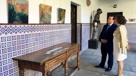 Los óleos de Sánchez Dato, en el Torreón de los Guzmanes durante el mes de octubre