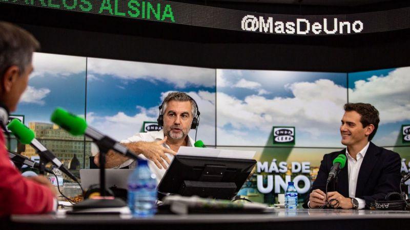 Rivera: 'Salimos a ganar a Sánchez'