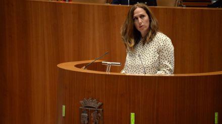 Inmaculada Gómez (Cs) precisa respaldo presupuestario para garantizar la dignidad y los derechos de las personas dependientes
