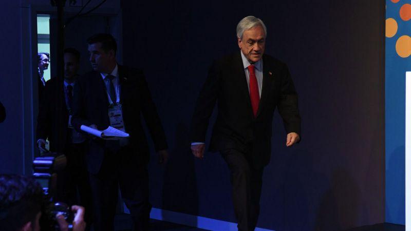 Es tu culpa, Piñera