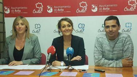 Charlas, jornadas formativas y una perfomance en contra de la violencia de género en Ávila