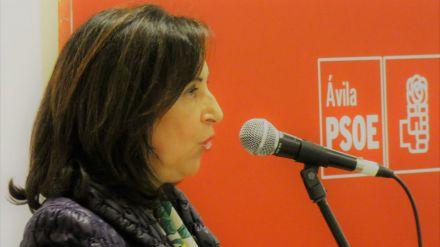 Margarita Robles: 'Sólo si el 10N conseguimos un gobierno estable seremos capaces de ganar futuro'