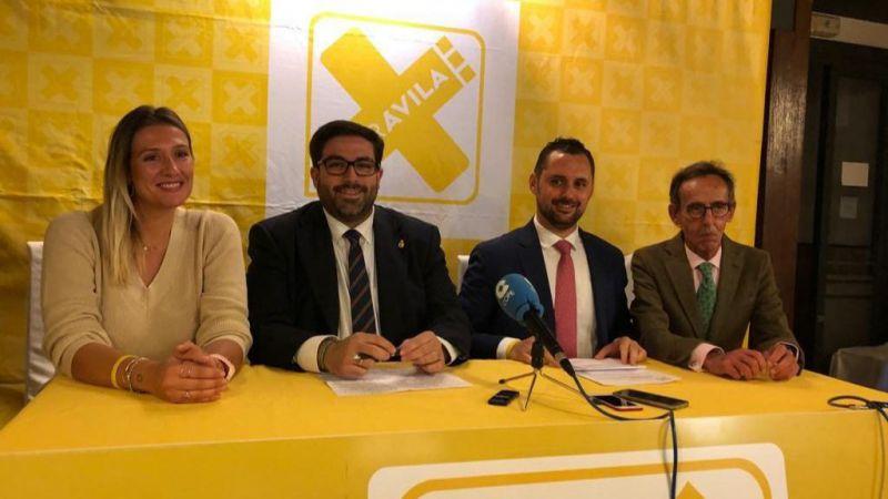 Por Ávila reivindica inversiones para luchar contra la despoblación en la provincia