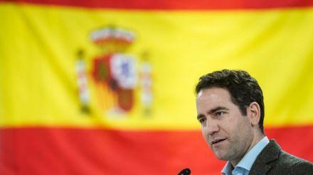 Teodoro García Egea: 'La única alternativa a Sánchez es el PP'
