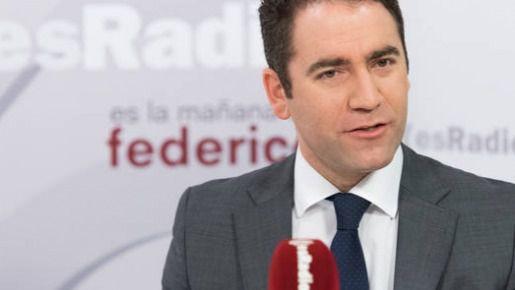 García Egea: 'Todo aquel que vote sí a Sánchez va a compartir su destino'