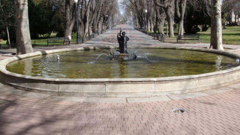 El PP pide que se retome el proyecto para declarar BIC el Parque de San Antonio