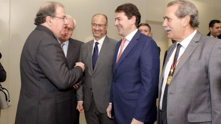 Mañueco reclama un Gobierno capaz de ofrecer un marco de estabilidad