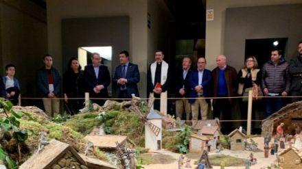 Abre sus puertas el Belén de la Diputación en el Torreón de los Guzmanes